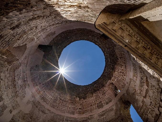 В октябре в Хорватии все еще много солнца