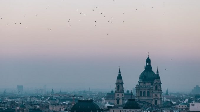 Новый год в Будапеште - стоит ли ехать?