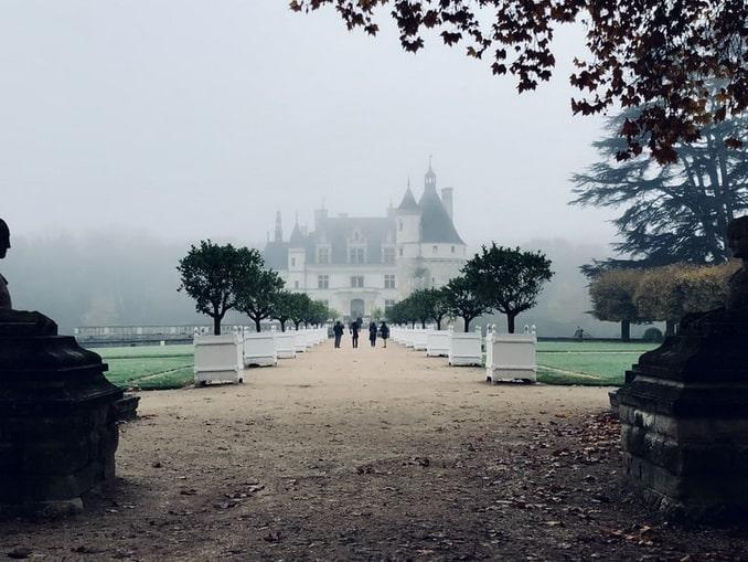 Замок Шенонсо нужно обязательно увидеть во Франции