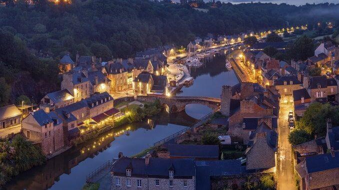 Динан - что можно посмотреть во Франции?